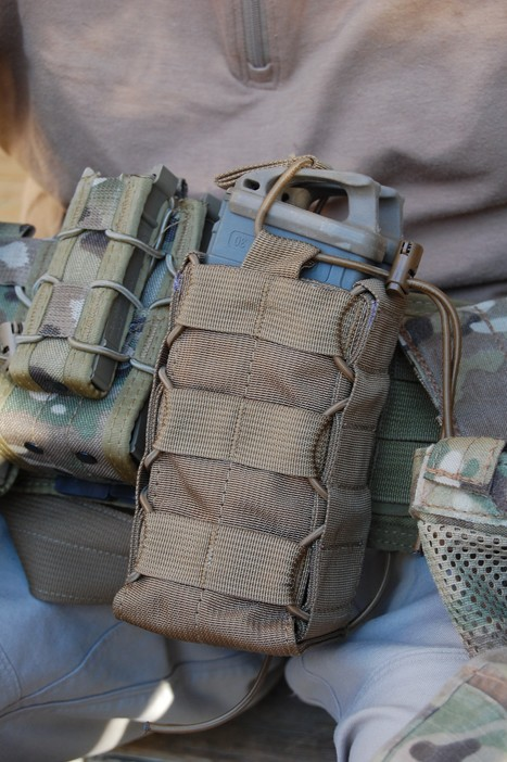 Modular Magazine Pouches - REVIEW from The Gear Locker | Airsoft Showoffs | Scoop.it