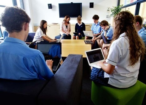 The digital age is transforming the way students learn, offering new means of self-expression. | Smart Media | Scoop.it