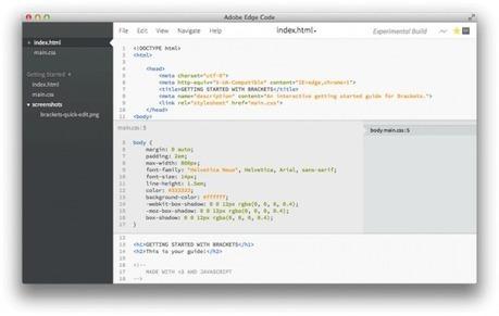 Adobe joue la carte HTML5 avec les outils Edge - Alsacreations | Infographie+Web = Webdesign | Scoop.it