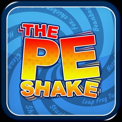 PE Shake | Implementing Technology into Physical Education | Scoop.it