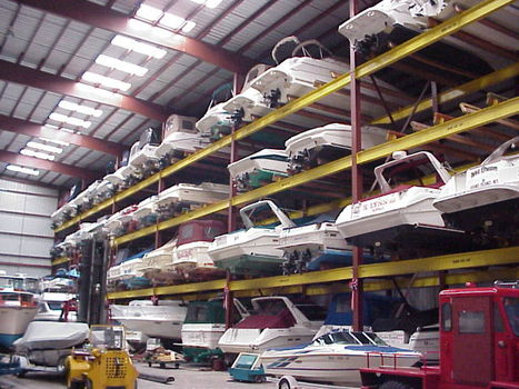 Long Term Boat Storage Tips for Winter | Moving Information | Scoop.it