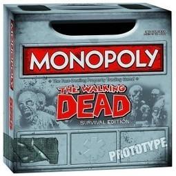 The Walking Dead Monopoly Game | iheartblerds | Scoop.it
