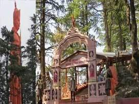 Hanuman Temple in Jakhu Shimla | Rashifal, Horoscope and Sprituality News | Scoop.it