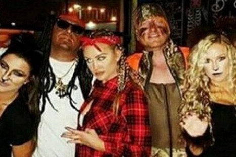 Publicist Confirms Jason Aldean Wore Blackface for Halloween Costume | Country Music Today | Scoop.it