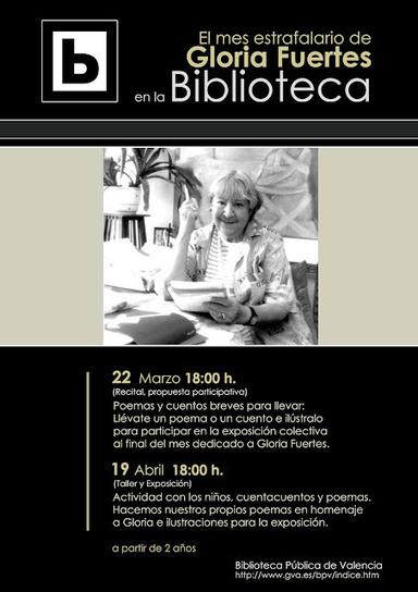 MAR BENEGAS: Mes Estrafalario en la Biblioteca Pública de Valencia | MARATÓN DE CITAS | Scoop.it