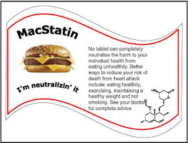 Nutrición Evolutiva: ¿Hasta dónde llegaremos con las estatinas? | Práctica Clínica Razonable | Scoop.it