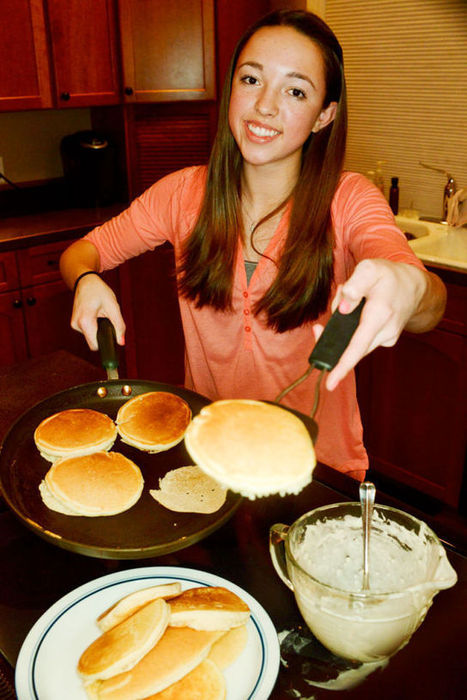Middle schooler holding pancake breakfast to help Hurricane Sandy victims | Hurricane Sandy Exploring Implications | Scoop.it