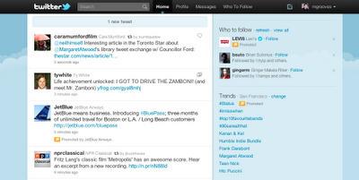 It's official: Ad tweets showing up in timelines now | Best of Tweet Smarter | Scoop.it