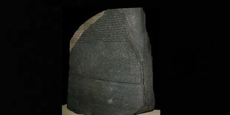 Archaeologist urges Egypt to file a lawsuit in the ICJ to restore Rosetta Stone | Égypt-actus | Scoop.it