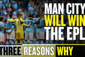 3 reasons why Manchester City will win 2013-14 Premier League title - SB Nation | The latest soccer news | Scoop.it