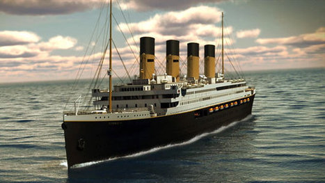 Titantic II — the ship, not the movie — will launch in 2016 - Yahoo! Movies (blog) | Machinimania | Scoop.it