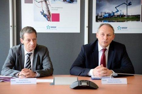 ERDF : déploiement de 5 millions de compteurs intelligents Linky en méditerranée | smart grids | Scoop.it