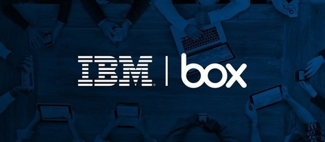 """IBM and Box team up to """"transform work in the cloud"""" 