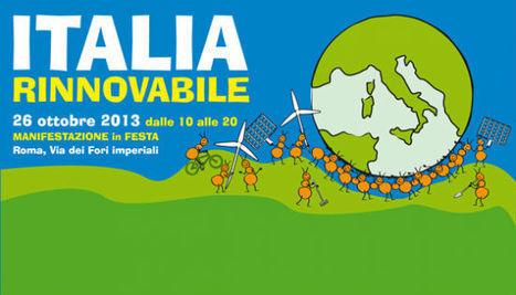 Sabato 26 ottobre, per un'Italia rinnovabile che si mobilita a Roma   Energie Rinnovabili   Scoop.it