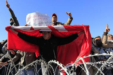 Fresh protests could bring down Tunisia's interim government  - CSMonitor.com | Coveting Freedom | Scoop.it