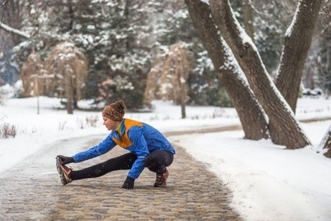 What To Wear During Wild Winter Weather - Women's Running   Running and sports   Scoop.it