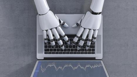 ¿Qué trabajos conquistarán antes los robots?   I didn't know it was impossible.. and I did it :-) - No sabia que era imposible.. y lo hice :-)   Scoop.it