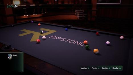 Nouveau trailer pour Pure Pool sur PS4 | Actu PS4 | Scoop.it
