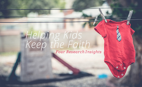 Helping Kids Keep the Faith | FullerYouthInstitute.org | Family Catechism | Scoop.it
