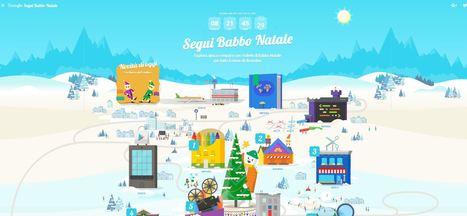 Scopri il villaggio di Babbo Natale - google | #communicando | Scoop.it