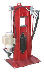 Hydraulic Forging Press for the Blacksmith   Hydraulic Press Manufacturers, Hydraulic Presses.   Scoop.it