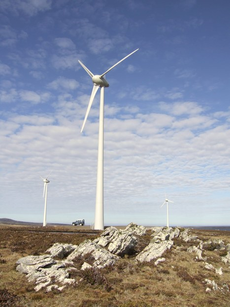 Co-operative forced to freeze renewable energy lending - Business Green | community wind projects | Scoop.it