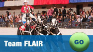 FLAIR® Sponsors Two Rolex Kentucky Course Walks | FLAIR ... | Carriage Driving Radio Show | Scoop.it