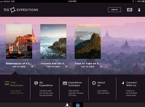 MEI Portico-Powered Travel App Selected for Adobe DPS Gallery – | portfolio | Scoop.it