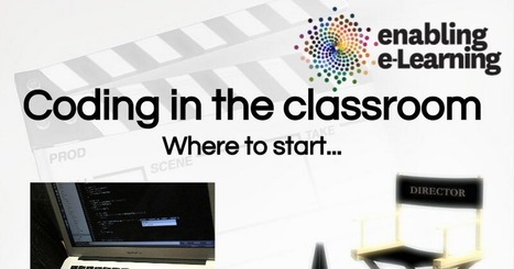 Coding in the classroom 2015 | An Enabling e-Learning event | COMPUTATIONAL THINKING and CYBERLEARNING | Scoop.it