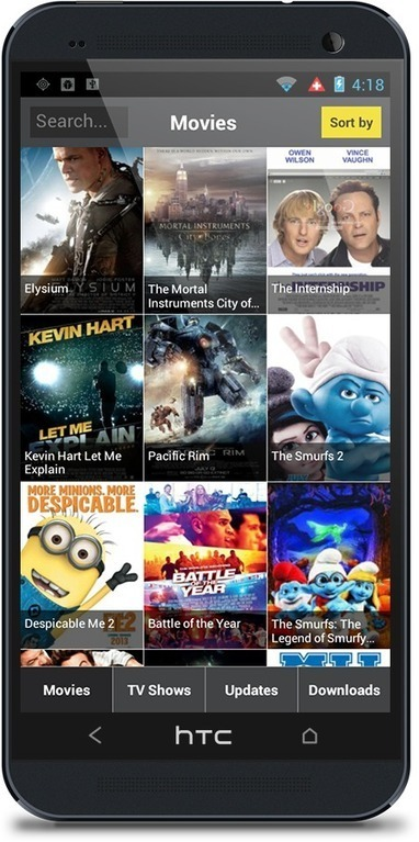 ShowBox - Movies and TV Shows for Free - TechGuru3D | Top 10 List | Scoop.it