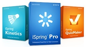 iSpring E-Learning Authoring Tool and E-Learning Software for PowerPoint | Digital Presentations in Education | Scoop.it
