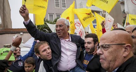 Portugal: unión de izquierda tumba al gobierno conservador | Política & Rock'n'Roll | Scoop.it