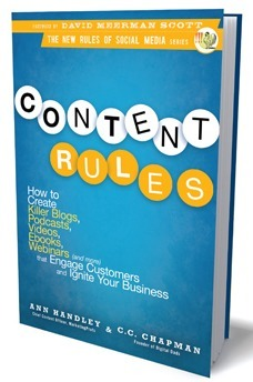 Book Review: What I Learned from Content Rules | Business 2 Community | An Eye on New Media | Scoop.it