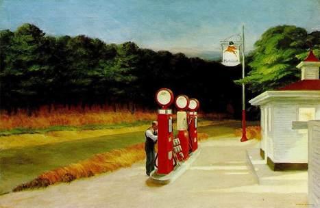 Participa: la pintura de Hopper y el cine   Socied@d Reticular   Scoop.it