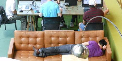 La sieste au travail fait son chemin | communication | Scoop.it
