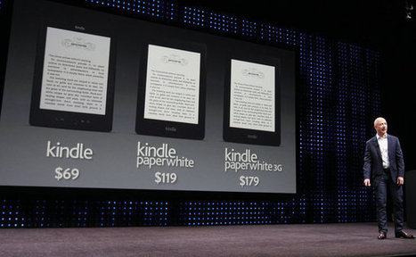 Amazon Updates Its Kindle Line of E-Readers | 21st Century Teaching and Learning Resources | Scoop.it