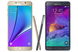 [Review] Samsung Galaxy Note 5 vs Galaxy Note 4 – Specs & Difference | Dawatech Blog | Scoop.it