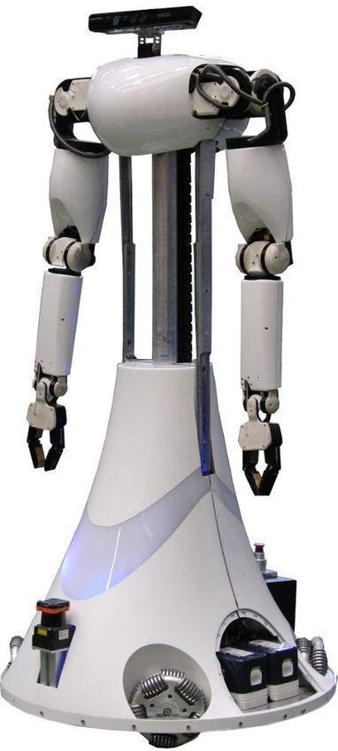 Robots/AMIGO - ROS Wiki | Robolution Capital | Scoop.it