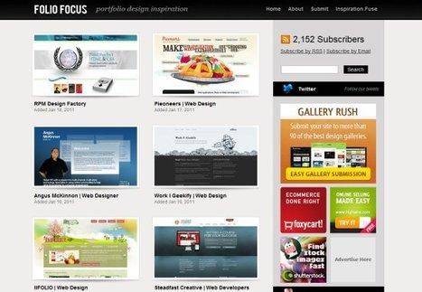 35 Specialty Galleries for Your Design Inspiration | iPixel Creative | Singapore Web Design & CMS Development Company Blog | graphicdesigntips | Scoop.it