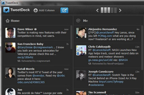 Hands on With Twitter's TweetDeck | Technology and Gadgets | Scoop.it