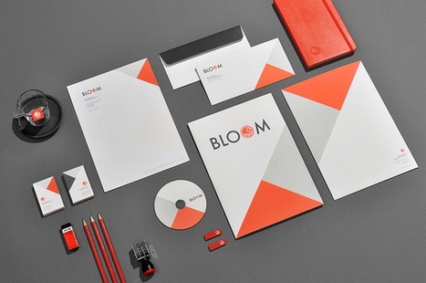 Branding Identity and Logo Designs 25 Awe-Inspiring Examples | Design | Graphic Design Junction | timms brand design | Scoop.it