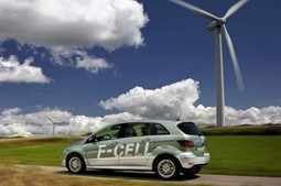 Ford, Mercedes And Nissan Ally On Hydrogen Cars | Sustainable Futures | Scoop.it