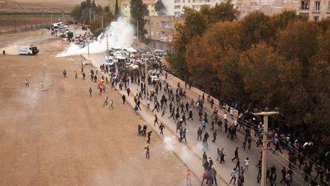 Un «mur de la honte» entre Turquie et Syrie - Le Figaro | MENA Zone | Scoop.it