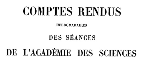 """Classic 1901 reports of """"plant immunization"""" by Julien Ray and Jean Beauverie 