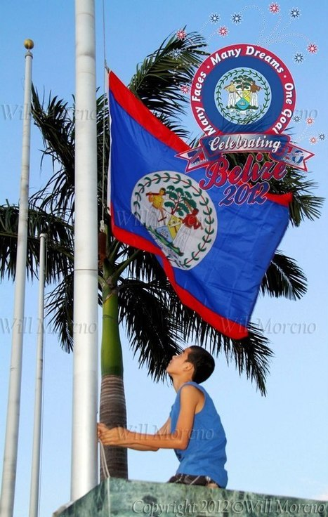 Belize September Celebrations 2012 - Patriotism | Belize in Photos and Videos | Scoop.it