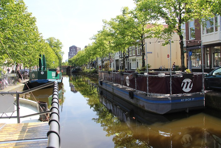 Video: Holland's Bitcoin Boulevard Celebrates Two Successful Months - CoinDesk | money money money | Scoop.it