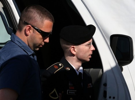 Judge sentences Bradley Manning to 35 years | a... | Anonymous Canada International news | Scoop.it