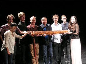 Tan Dun masterclass in Adelaide: open ears, open minds | AMC - artist development | Scoop.it