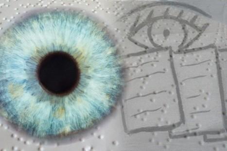 Lentes de contacto Braille | Tecnología y Electrónica | Scoop.it
