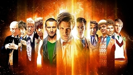 Doctor Who Fan-Made Trailer Will Get You Pumped For The 50th Anniversary Special | Master of My Domain | Scoop.it